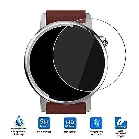 Motorola Moto 36046mm (2ème génération 2015) Protecteur D'écran en Verre