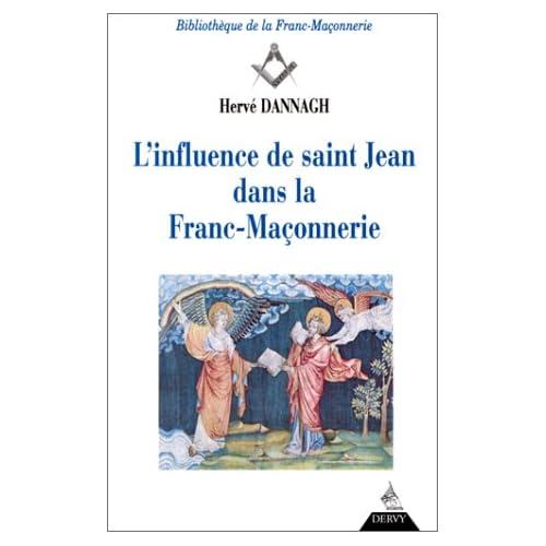 L' Influence de saint Jean dans la franc-maçonnerie
