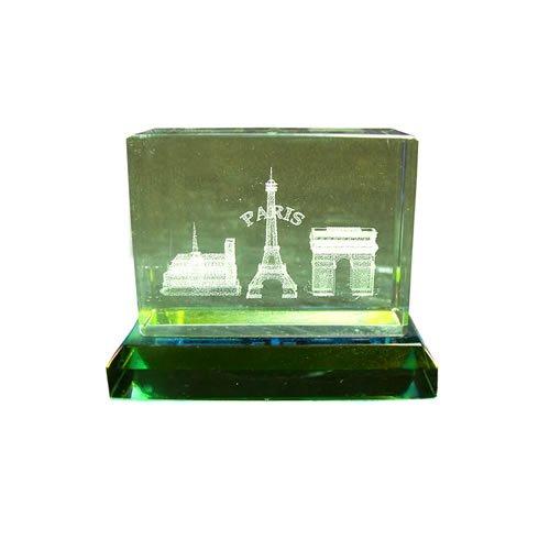 Viele weitere Erinnerungen Frankreich, Paris Monuments-Messerblock mit Fuß