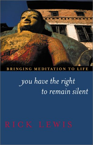 You Have the Right to Remain Silent: Bringing Meditation to Life