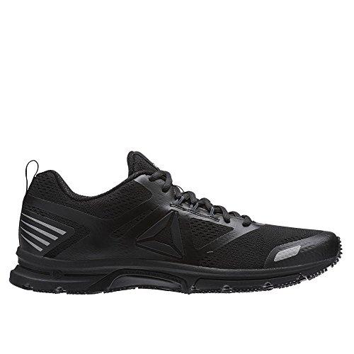 Reebok Ahary Runner, Scarpe da Corsa Uomo Nero (Black/coal/black)