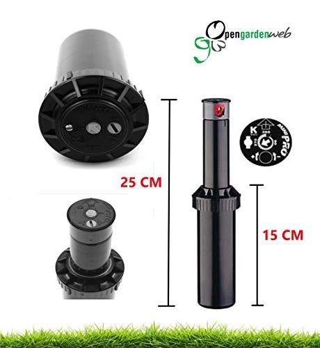 Zoom IMG-1 5 x irrigatore a turbina
