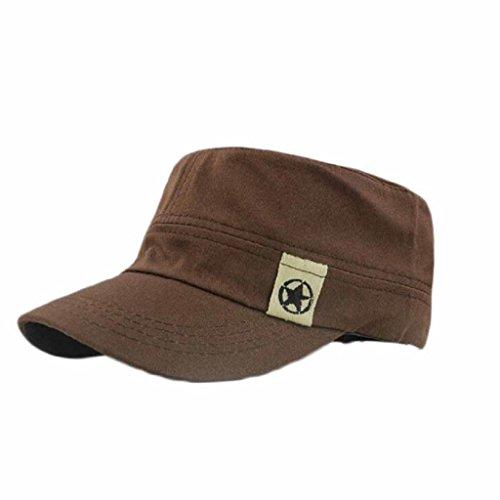 Berretto baseball Familizo Cappello militare unisex tetto