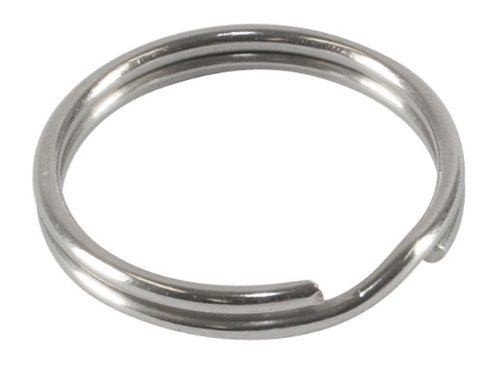 Typhoon Stainless Steel Split Ring - 2 Pack