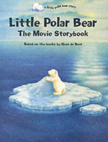 Little polar bear : the movie storybook