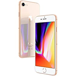 Apple iPhone 8 64GB Oro (Reacondicionado Certificado)