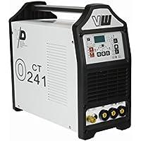 Digital sudor dispositivo DC Wig o241 Pulso Inverter con Plasma Wig Arc MMA Stick electrodo