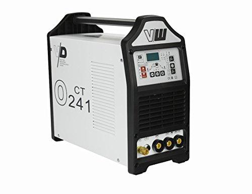 Digital Schweißgerät DC WIG O241 Puls Inverter Mit plasma WIG ARC MMA STICK Elektrode