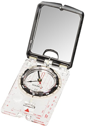 Suunto Kompass MC-2 NH USGS MIRROR COMPASS weiß, one size