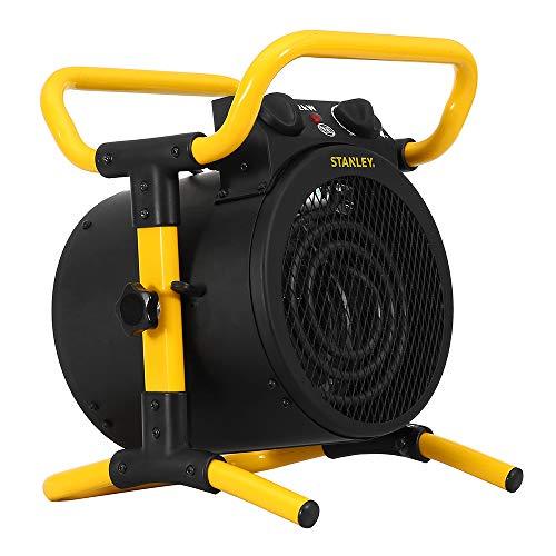 STANLEY Calefactor termoventilador eléctrico ST-52-241-E