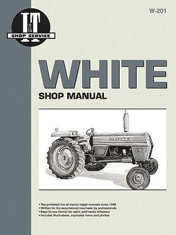 White: Shop Manual W-201