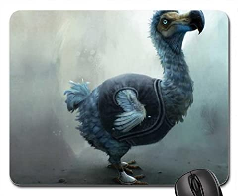 dodo Mouse Pad, Mousepad (Birds Mouse Pad)