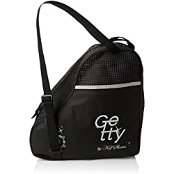 KRF Getty - Bolsa para Patines, Color Negro