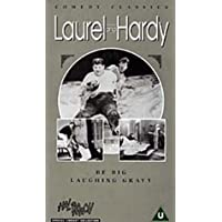 Laurel And Hardy - No. 16 - Be Big/Laughing Gravy
