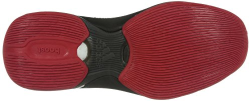 Prestazioni Basket Grigio Chiaro Spinta Adidas Scarpe Rosso Pazzo xnXfH8q7