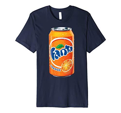 Coca-Cola Fanta Can Graphic T-Shirt