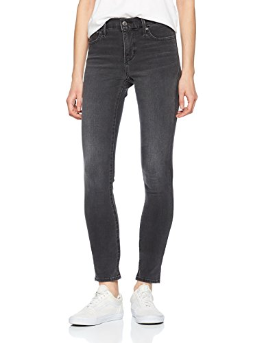 Levi's Damen Jeans 311 Shaping Skinny, grau/Grey Hat 0086, W29/L30