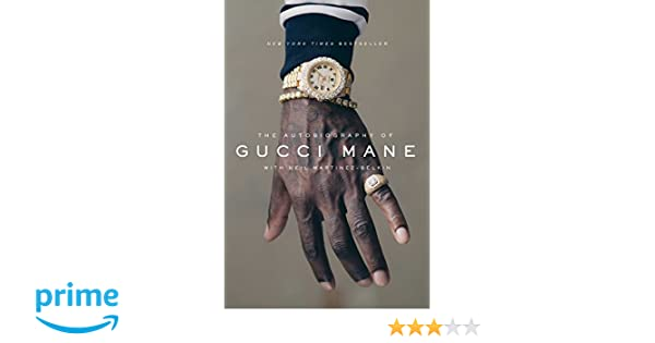 Amazon.fr - The Autobiography of Gucci Mane - Gucci Mane, Neil  Martinez-Belkin - Livres ca21bfeb1f9
