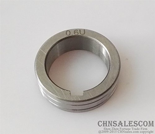 CHNsales Wire Feed Roller U Groove 0.6-0.8 Diameter 35mm For MIG MAG Welding Machine