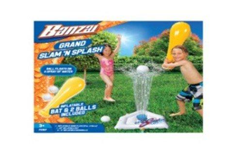 Banzai 48310 Garden toy Water Slide Grand-Slam-Baseball Wasserrutsche