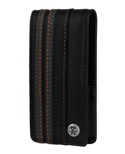 Crumpler The Le Royale Leder Tasche für Apple iPod Nano 5G K schwarz (Ipod Generation 5 Apple Nano)