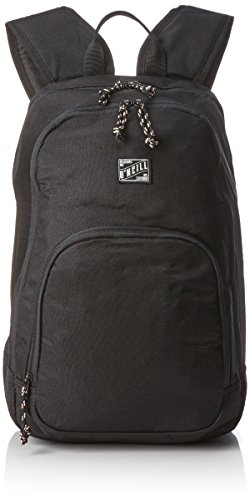 O'Neill - Bm Wedge S Backpack, Mochilas Hombre, Schwarz (Black Out), 13x29x44 cm (B x H T)