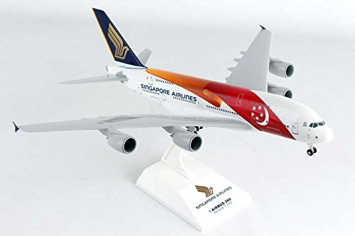 Unbekannt SkyMarks SKR931 - Singapore Airlines - China - Airbus A380-800 - - A380 200 1