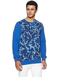 Puma Men's Round Neck Cotton Sweatshirt
