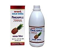 Anant Gold Sirka All Natural Pineapple Vinegar 500 Ml