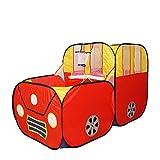 AYUE® Giochi per Bambini Tenda, Parco Giochi al Coperto Scoperta Mini Gamehouse Giocattolo Hut Popolare Facile Playhouse