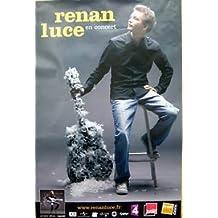 Renan Luce - 80X120 Cm Affiche / Poster