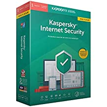 Kaspersky Internet Security 2019 Mise à jour (1 Poste / 1 An)