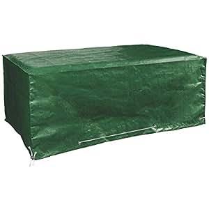 abdeckung gartenm bel 200x160x70 schutzh lle und abdeckplane f r rechteckige. Black Bedroom Furniture Sets. Home Design Ideas
