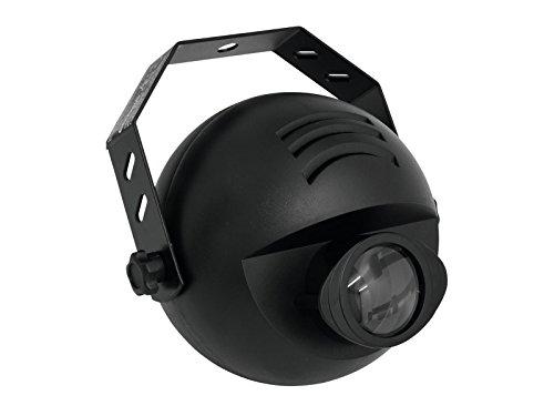showking Set aus 2 x LED Spot Scheinwerfern LEIJA 230V / 26W, TLC LED, DMX, Mehrfarbig - Punktuelle Beleuchtung auf Messen oder Ausstellungen - 26 Watt 2 Pin