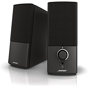 Bose Companion 2 Serie III Sistema Multimediale, Nero