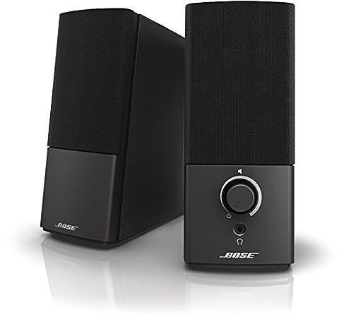 Bose® Companion® 2 Serie III Multimedia Lautsprechersystem schwarz