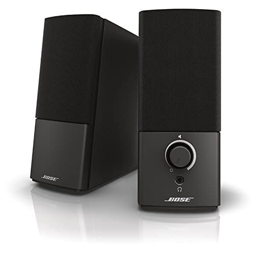 41R5ONk mUL. SS500  - Bose Companion 2 Series III Multimedia Speaker System - Black