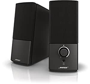 Bose Companion 2 Series III Multimedia Speaker System - Black