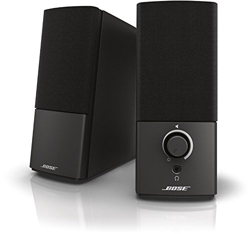 Bose Companion 2 Serie III Multimedia Speaker System