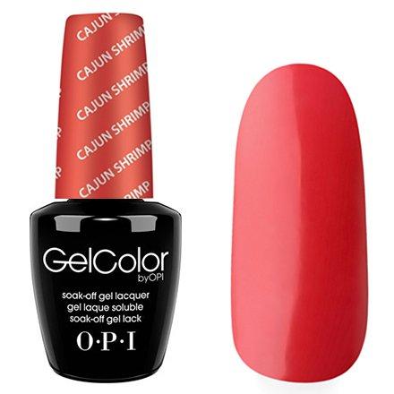 OPI Gelcolor -Gel Colour - CAJUN SHRIMP -