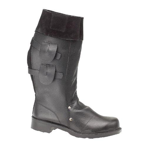 Amblers Steel, Stivali uomo Nero (nero)