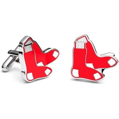 Bodega de los Boston Red Sox con calcetines de gemelos