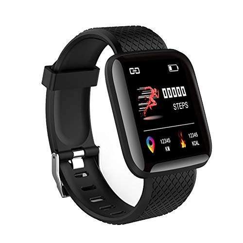 Explopur SmartWatch - IP67 Impermeabile Color Screen Touching Sports Fitness Orologio - 1,3 Pollici...