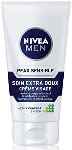 Nivea Men Soin Extra Doux Peau Sensible 75 ml