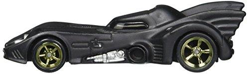 Hot Wheels 1989 Batmobile Vehicle