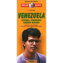 Vénézuela / Guyane / Surinam 1/2.