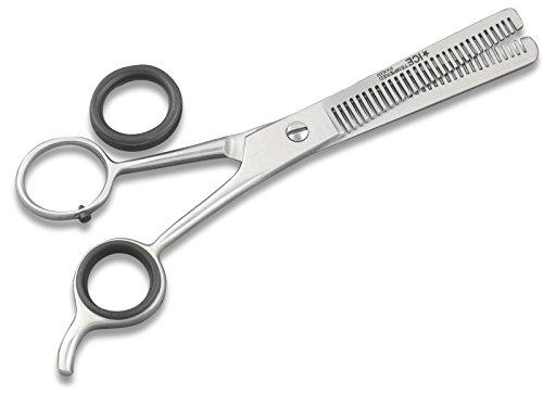 InstrumenteNrw Ciseaux de coiffeur à effiler en acier inoxydable 17 cm
