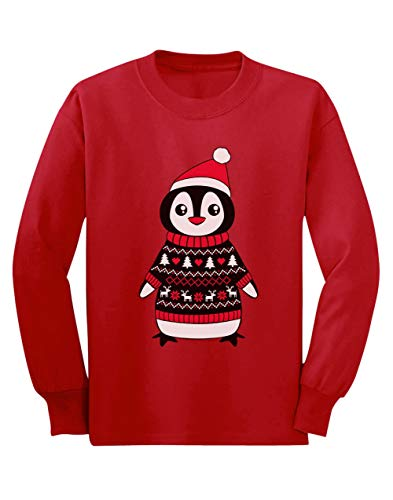 Como Decorar Una Camiseta De Navidad.Articulos De Navidad Con Pinguinos Depinguinos Com
