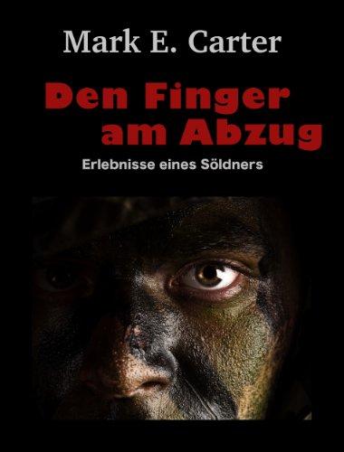 Den Finger am Abzug