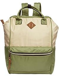Diana Korr 15 Ltrs Green School Backpack (DK137BGRN)